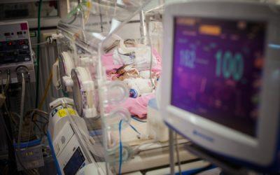 CRE garante vaga de leito de UTI neonatal e salva vida de recém-nascido